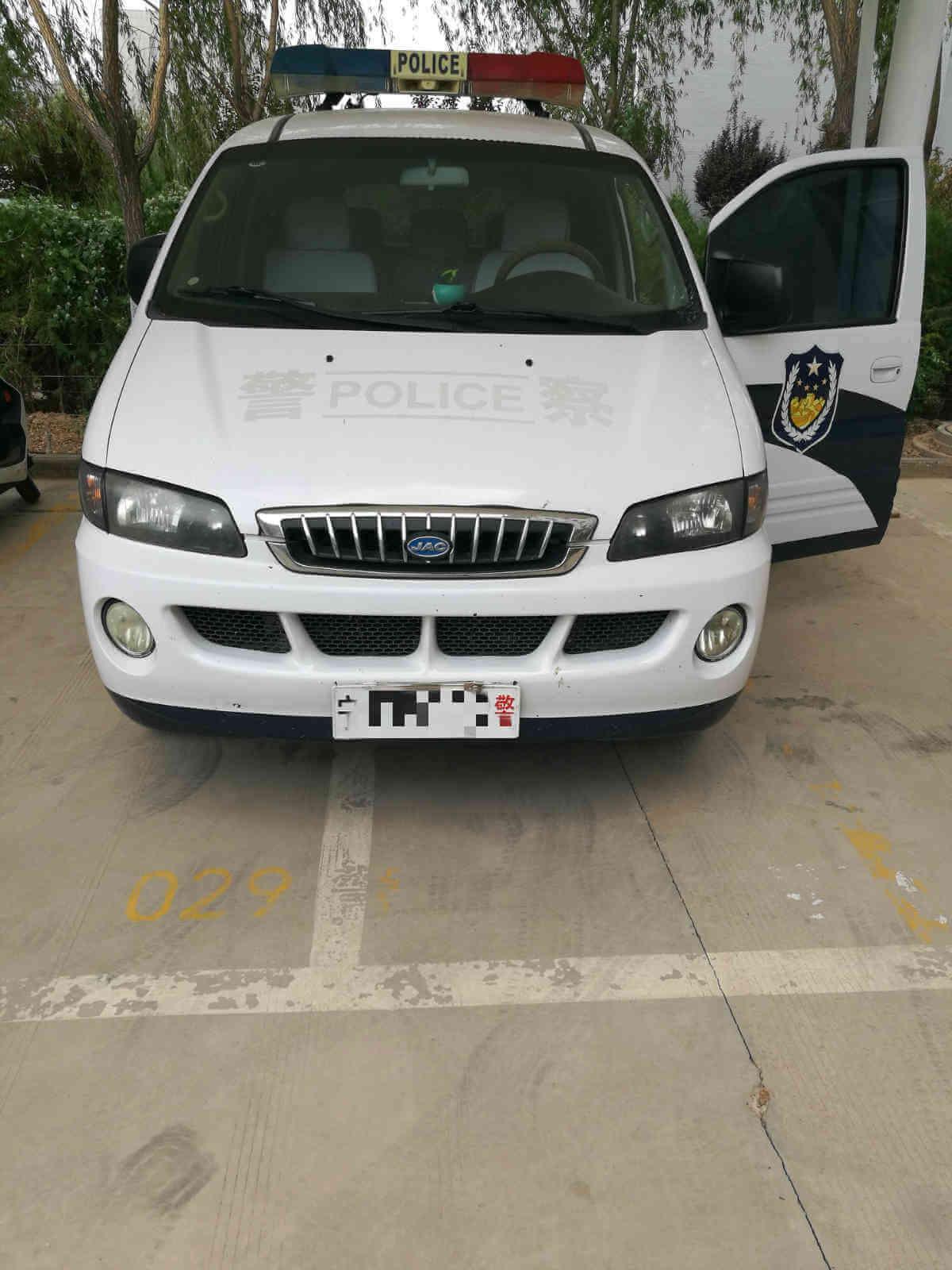 宁夏区内机关单位安装车载定位系统